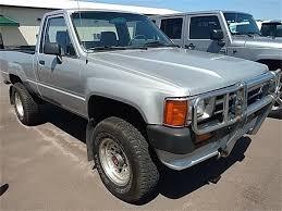 100 1987 Toyota Truck Pickup For Sale ClassicCarscom CC1113449