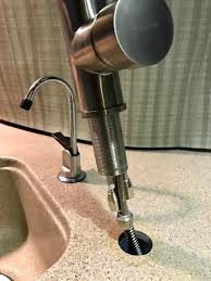 Sink Sprayer Hose Quick Connect by How To Replace A Rv Faucet Happiest Camper
