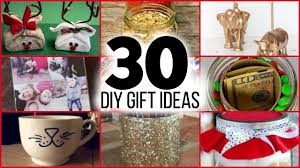 30 diy christmas gifts for guys girls parents friends and