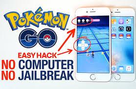 Pokemon GO Hack NO puter Joystick & Location Spoofing