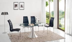 5 Piece Oval Dining Room Sets by 15 Astonishing Oval Dining Tables For Your Modern Dining Room
