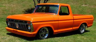 100 Build Ford Truck This 1976 F100 Street Is A Clean Powerful