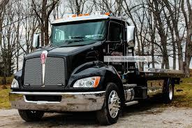 100 Kenworth Tow Truck 2013 T270