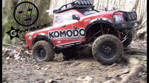 100 Komodo Truck Gmade GS01 Komodo Trail Run RC Scale 4x4 YouTube