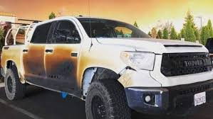 100 The Burnt Truck Hero California Nurse Gets New Truck After Vehicle Damaged In Camp