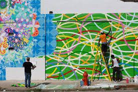 mural training program mural arts philadelphia mural arts