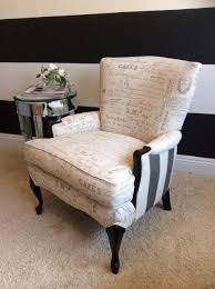 French Script Chair Cushions by 222 Best Wing Back Chairs Images On Pinterest Chairs Furniture