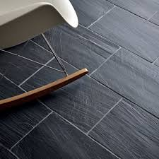 amazing slate tiles slate floor tiles black fired earth