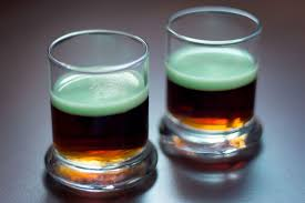 Guinness & Green Jelly Shot Recipe