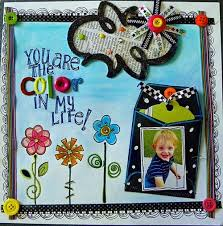 Scrapbook Page Ideas 7 Techniques For Altering Paper Color