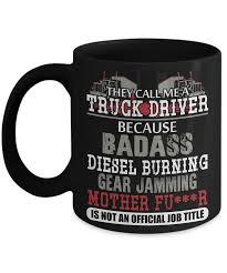 Funny Trucker Coffee Mug Gifts - They Call Me A Truck Driver Because ... Truck Life Is Rough Mug Gift For Truck Driver Funny Set Of 4 Drink Glasses Truckers Cb Radio Life Is Full Of Risks Driver Quotes Gift Basket A Or Boyfriend All The Essentials Trucker Embroidered Toilet Paper Trucker Mug 11oz 15 Oz Doublesided Print My Teacher Was Wrong Shirtalottee Ideas Your Favorite The Perfect For A Royalty Free Cliparts Vectors Key Ring Semi Usa Shirt Gifts Tshirt Women Only Strongest Become