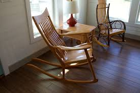 Maloof Style Rocking Chair - FineWoodworking