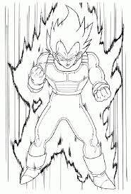 Printable Dragon Ball Z Coloring Pages 6368