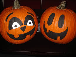 Best Pumpkin Carving Ideas 2015 by Painted Pumpkin Ideas For Halloween Popsugar Moms