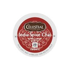 Celestial Seasonings India Spice Chai Tea K Cups 24ct