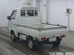 1993 Suzuki Carry Truck For Sale | Stock No. 48532 | Japanese Used ... Mini Trucks For Sale Suzuki Mitsubishi Daihatsu Subaru Mazda 44 Truck 4390 Sold Thanks Jim Mayberry Fresh Kei For Uk Japan 1970 Nissan Cony 360 Mini Kei Truck Very Rare Barn Find New Tires Trucks Used Japanese In Containers Whosale From Dirtiest Forum 1998 Sambar Box Truck Van Sale Bc Canada Carry 1988 550 Cc Supercharged3950 Dump Bed News Came To Usa Cover Trks Wikiwand 1993 Stock No 48532