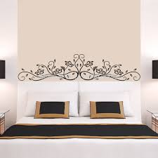Hot Selling Vine Flower Floral 3d Wall Stickers Decal Art PVC Home Bedroom Decor