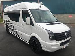 Image Is Loading 2014 VW CRAFTER RACE VAN MOTORHOME SPRINTER CAMPER