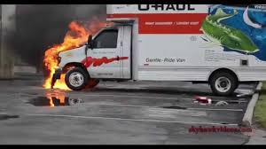 U-Haul Truck Fire - 45 South- Houston HFD - YouTube Uhaul Truck Rental Reviews Homemade Rv Converted From Moving 26ft Whats Included In My Insider Auto Transport Ubox Review Box Of Lies The Truth About Cars Burning Out A Uhaul Youtube Self Move Using Equipment Information Hengehold Trucks Across The Nation Bucket List Publications