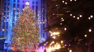 Rockefeller Christmas Tree Lighting Performers by Rockefeller Tree Lighting Youtube