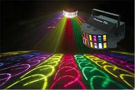 American DJ LOTUS Effects Light ZB RLUX