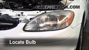 headlight change 2000 2007 ford taurus 2002 ford taurus se 2