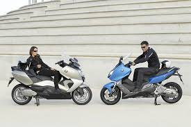 BMW Motorrads Scooter Designs