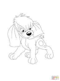 Click The Puppy Coloring Pages To View Printable