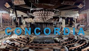 eerie photos show abandoned costa concordia cruise ship years
