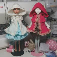Doll Clothes Patterns Dollightful