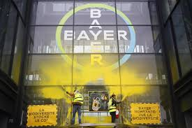 100 Rowe Truck Equipment Shares In Germanys Bayer Plunge On US Weed Killer Ruling Business
