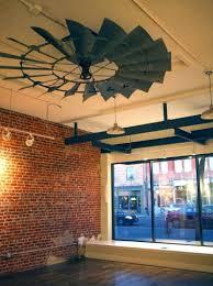 ceiling fan dark aged bronze outdoor ceiling fan with lantern