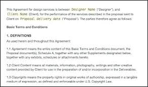 Club Membership Terms And Conditions Template Standard Agreement Contract