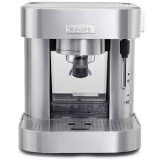 Krups XP601050 SS Mechanical Semi Automatic Espresso Machine