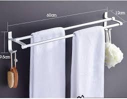 handtuchständer badezimmer dekoration wand handtuchhalter