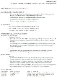 Usa Jobs Resume Format Inspirational Builder