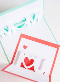 Homemade Cards For Mum Mean So Much More We Love This Pop Up Card