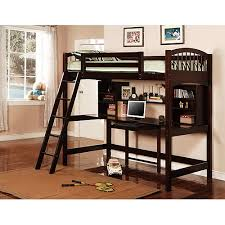 adorable twin bunk bed with desk walmart bunk beds with desk