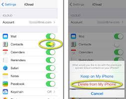 3 Easy Ways to Quickly Delete Contacts on iPhone 8 X 7 6S 6 Plus