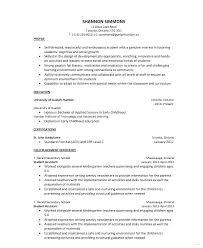 Assistant Teacher Resume Examples Sample Teaching