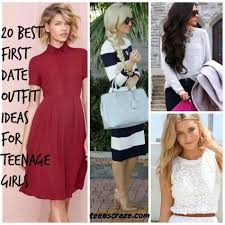 Casual Clothing Ideas For Teenage Girls Outfits Teen Cute Dresses Look Stylish And Gowns