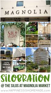 Silo Christmas Tree Farm Pumpkin Patch by The Silos At Magnolia Market Waco Tx Happiness Is Homemade