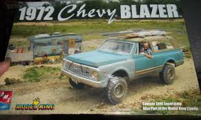1/25 AMT/Model King '72 Chevy Blazer - Truck Kit News & Reviews ...