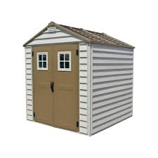 Suncast Outdoor Vertical Storage Shed by Rubbermaid Sheds Garages U0026 Outdoor Storage Storage