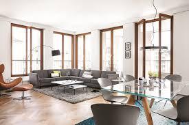 wohnzimmer contemporary living room dusseldorf by
