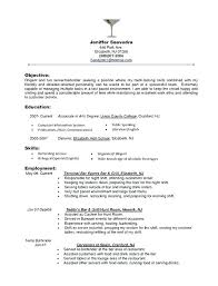 Server Resume Skills Examples Food Catering Fast Imagine With Regard To