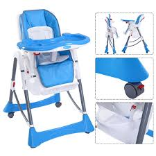 Costway: Portable Baby High Chair Infant Toddler Feeding Booster ... Portable High Chair For Feeding Adjustable Baby Seat Good Quality Swing Dinner Folding Buy Costway Infant Toddler Booster Wander Kids Junior Bcf Top 10 Best Chairs Heavycom Amazoncom Evenflo 4in1 Eat Grow Convertible Fold Up Fruit Design Trade Me Detachable And Ding Playset Children Mulfunctional 21 Beach 2019 Ciao Baby Chair The Unforgettable Shower Gift