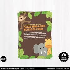 Wild Safari Blue Baby Shower Plate Napkin Animal Print Baby Shower