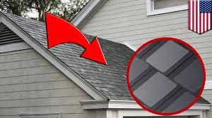 tesla solar roof new tesla solarcity panels look just like