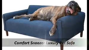 Snoozer Cozy Cave Pet Bed by Snoozer Luxury Dog Sofa U0026 Beds Youtube